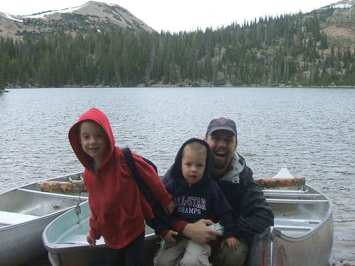 My Boys By Scout Lake