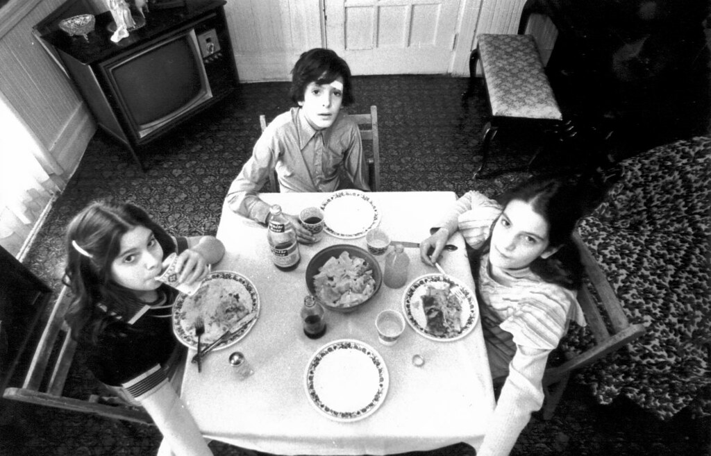 Thanksgiving 1975 The Kids Table Brooklyn 70s