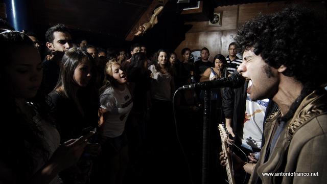 Los Berenice @ Tiburón Club