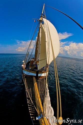 Sailing with T/S Britta by citronsyra.