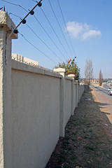 The Regular (richiedogg1981) Tags: wall southafrica security boksburg