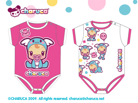 Charuca Clothes. Baby collection summer 2010