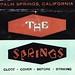THE SPRINGS Palm Springs by hmdavid