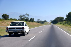 "JUJUY, NORTHERN ARGENTINA: driving on ""Ruta Nacional 66"". (thejourney1972 (South America addicted)) Tags: road ford argentina ruta highway carretera 66 route estrada autopista falcon nacional noa jujuy argentino rodovia noroeste"
