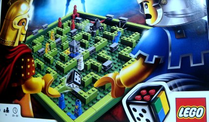 """LEGO Gesellschaftsspiel """"Minotaurus"""""""