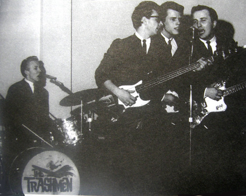 Trashmen in the  early 60s