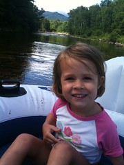 My river girl