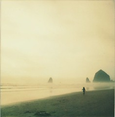 Polaroids+ Cannon Beach = Magic by Citrushearts