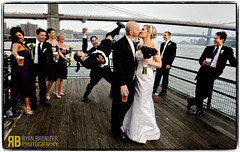 Rules for Shooting Wedding Group Photos (Ryan Brenizer) Tags: nyc newyorkcity wedding portrait love beer fun groom bride nikon kiss funny manhattan flash group explore bridesmaids gothamist groomsmen frontpage d3 southferry strobist 2470mmf28g