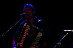 The Mekons (amaindrault - rockinpix.com) Tags: ny newyork brooklyn concert bellhouse mekons
