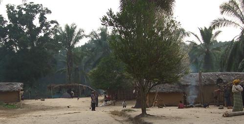 The village of Polepole