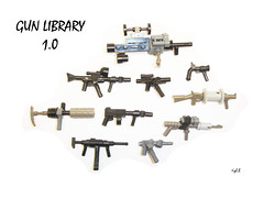 Gun library 1.0 (The Slushey One) Tags: blue red orange brick green colors yellow kyle dark toy toys photography grey one bay is sticker purple lego brother slush best explore boulders dk granite blocks build slushy flicker truckee sacremento the slushee granitebay foitsop explord oldgray oldpurple newgray theslusheyone slushey theslushyone onetheslusheyone slusheyone newgrey