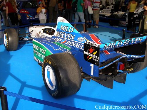 Schumacher el Nº 1 ( II )