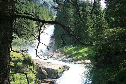 chutes d'eau de Krimml 033