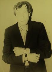 A tempo fermo (In a Still Time) (juri saluki) Tags: portrait art sepia watches ritratto analogic seppia artisticshot
