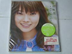 全新 原裝絕版 2003年 10月8日 安倍麻美 見本品 CD  原價 1000yen  初版