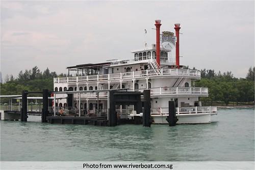 Santa Fe - boat
