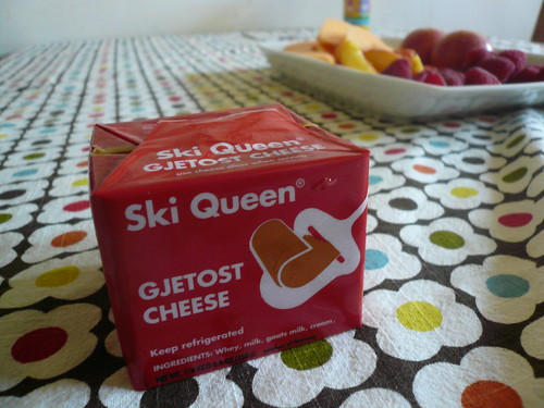 Ski Queen cheese