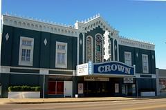 Kansas, Wichita, Crown Uptown Theatre (8,043) (EC Leatherberry) Tags: theatre kansas 1928 atmosphericdesign