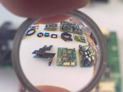 Mercek - Sony CCD Iris