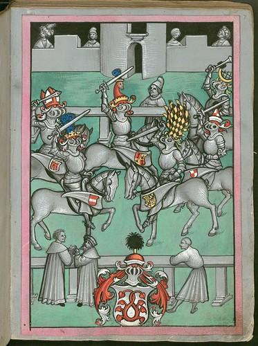 Ludwig von Eyb - Turnierbuch g