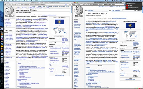 Wikipedia Beta theme