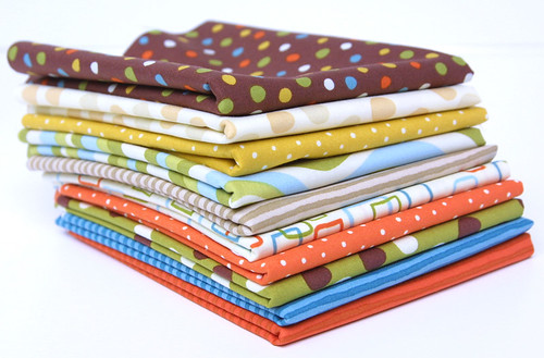 Pop Parade 2 Fat Quarters