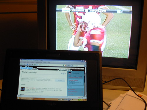 football and twitter
