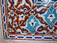 Ayasofya Müzesi 2. Selim Türbesi çini restorasyonu (Ozlem Cakirli) Tags: islam türk ayasofya tezhip özlem tezhib altın çini varak restorasyon geleneksel türbesi kalemişi nakkaş sanatları kalemkar ozlamcakirli ozlemcakirli bezeme 2selim