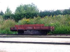 Abandoned goods wagon in Nová Bystřice train station (czechian) Tags: czechrepublic southbohemia čechy česko českárepublika středníčechy