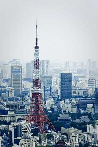 17681 : Scenery with Tokyo Tower #1