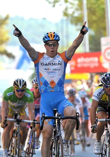 Garmin Extends Title Sponsorship of Team Garmin-Slipstream Through 2013