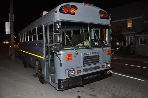 The Tour Bus