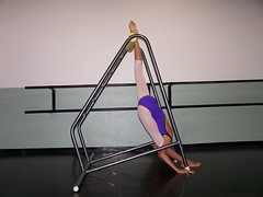 Arabesque Penche V3 (StretchGym) Tags: stretch gym flexibility arabesque penche