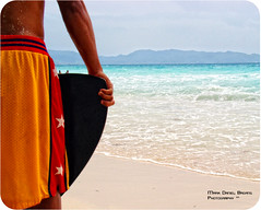 Skimboarding (Mark Daniel Bagang (on and off)) Tags: island surfer boracay skimboarding bora skim skimboard skimming