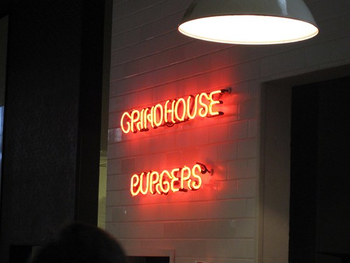 grindhouse killer burgers - signage by you.