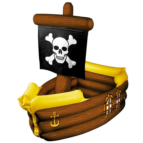 dangerous pirate ship