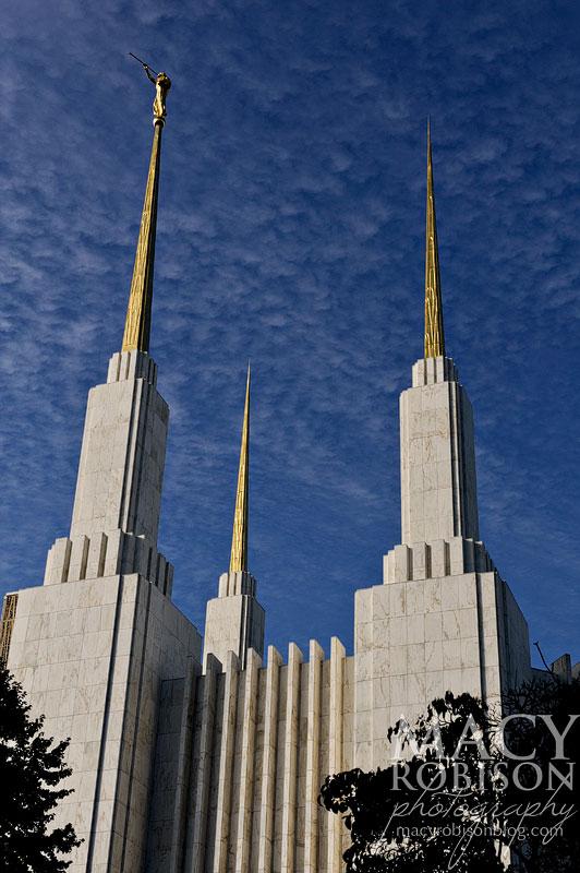 Washington DC LDS Temple Exterior 9