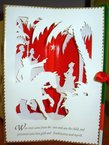 The first Noël : a Christmas carousel by Jan Pieńkowski