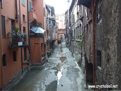 Bologna (crystalsail) Tags: bologna sanpetronio torredegliasinelli piazzamggiore stellinasail