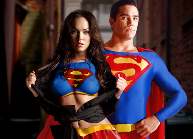 megan Fox Supergirl Wallpaper Photo