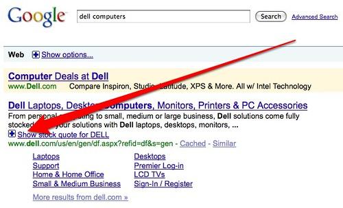 Google Plus Box Results