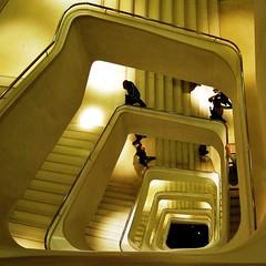 CaixaForum Variaciones sobre una escalera 24047 (javier1949) Tags: madrid stairs arquitectura interior escalera museo herzogdemeuron escaleras caixaforum exposiciones peldaos medioda centralelctrica lacadenademadrid paseodeelprado carrascomuoz