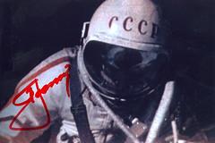 Autograph Alexey Leonov