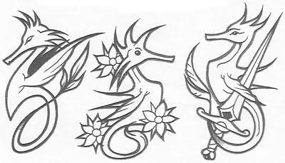 desenhos de tatoo