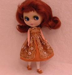 Vintage Hankie Dress