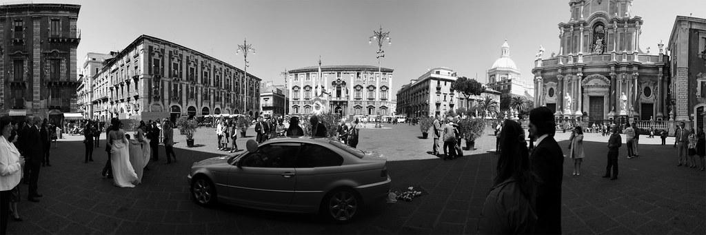 Piazza Duomo - Catania