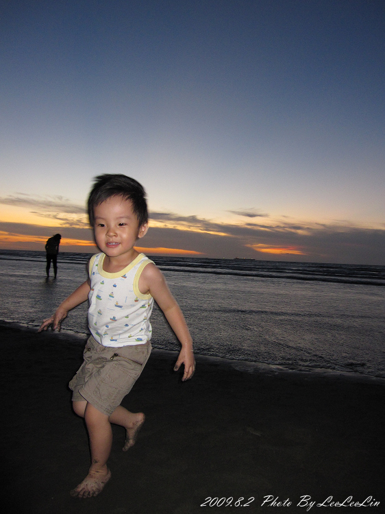 竹圍海水浴場