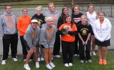 tennis team 09