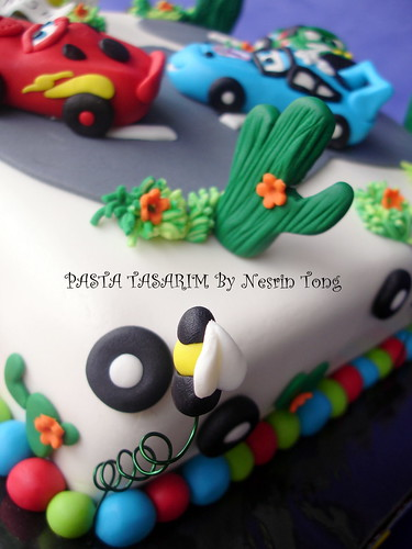 THE CARS CAKE - SARP